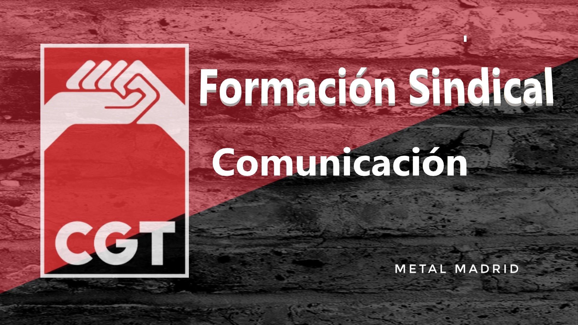 Formación: Comunicación