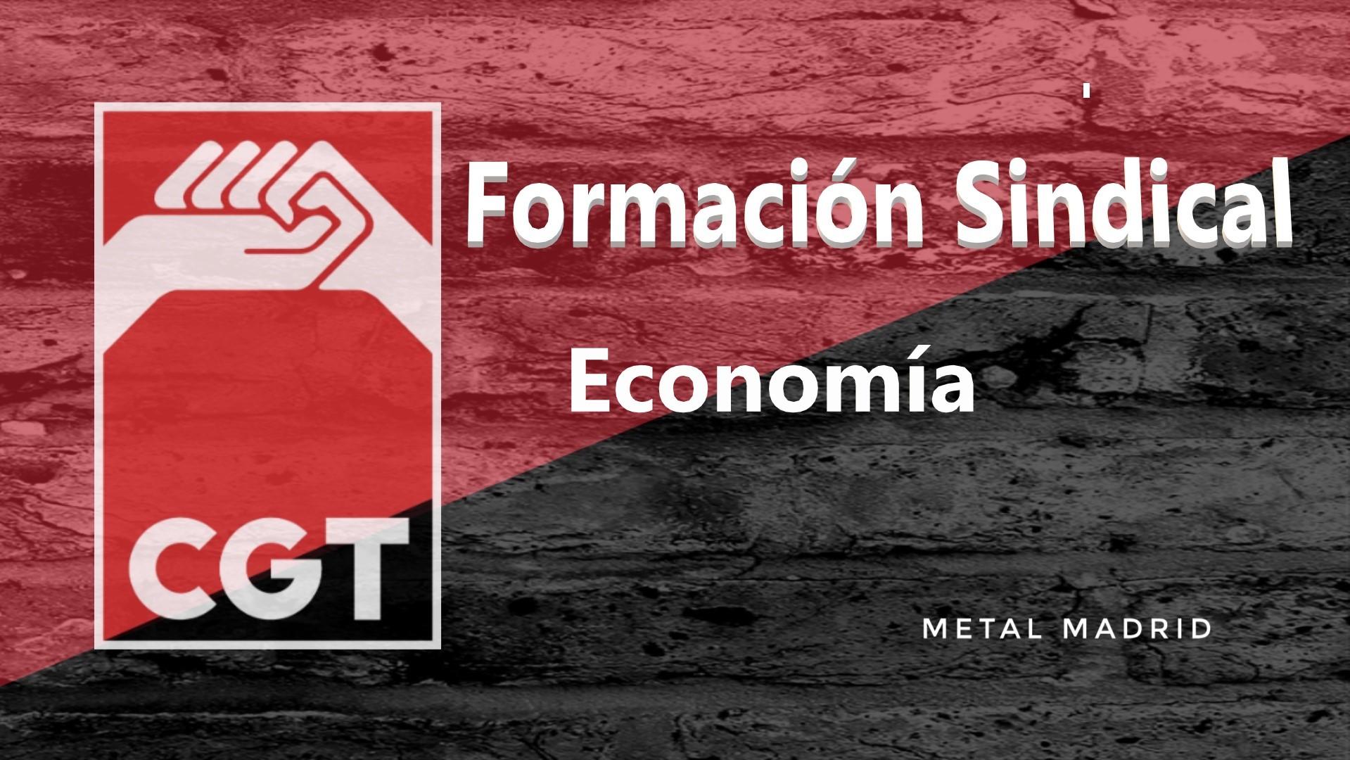 Formación: Economía