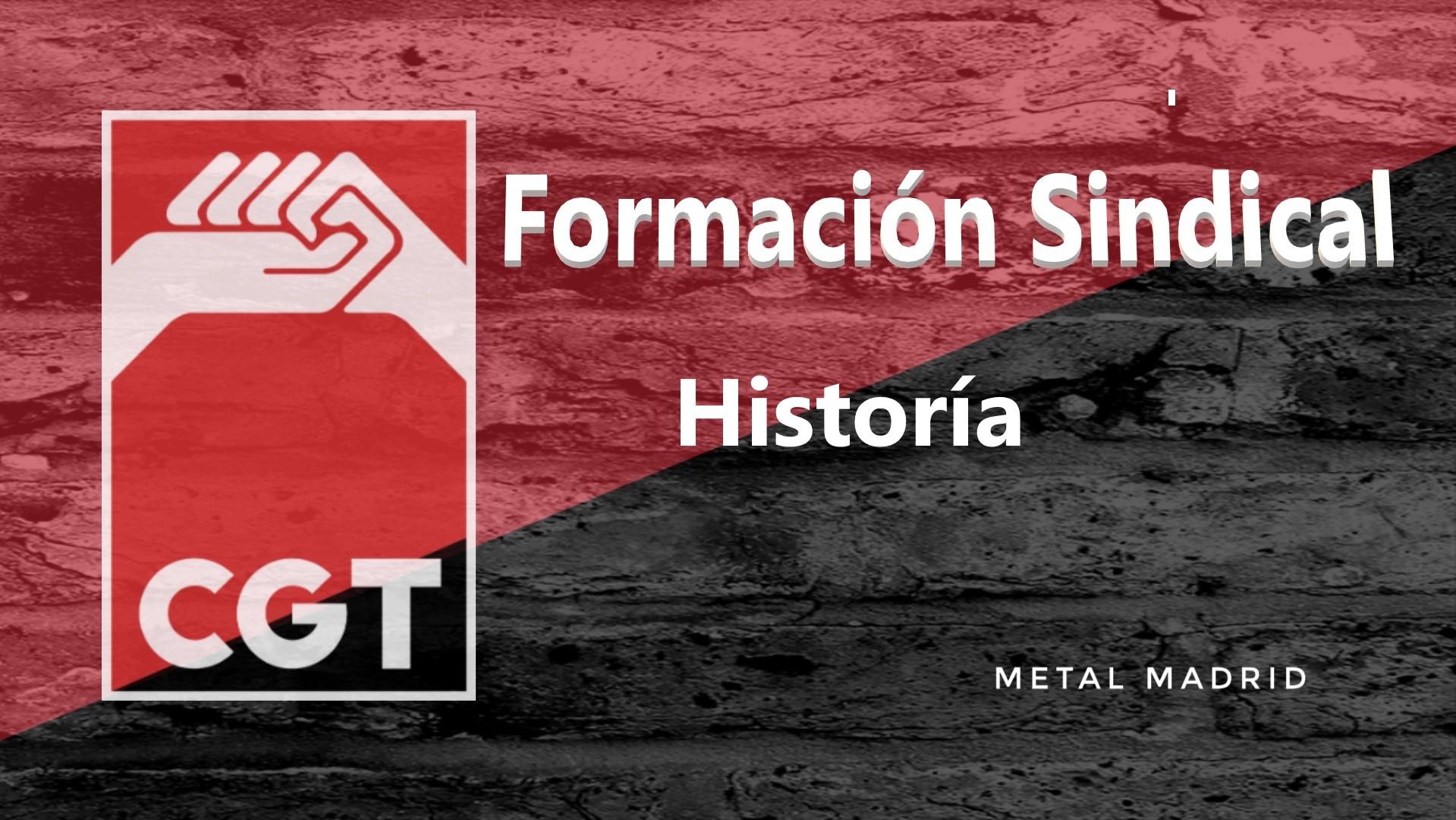 Formación: Historia